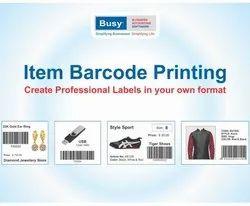 Barcode Printing Software