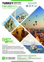 Turkey Tour Package