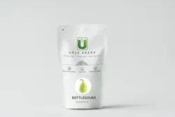 Natural Green Bottlegourd (F-1 US 355 - Komal Type) Seeds, Packaging Size: Depends