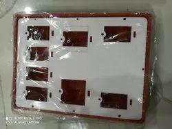 Pvc Open Switch Board