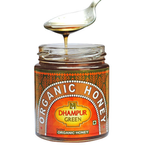Dhampure Green Pure Organic Honey
