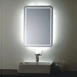 Bathroom Backlit Mirror