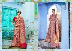 Rajtex Kshatriya Silk Designer Tanchui Silk Traditional Saree