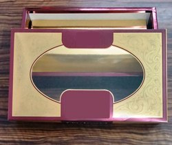 Brown DUPLEX BOX, For Packaging, Rectangular