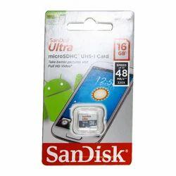SanDisk Ultra MicroSDHC Card