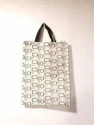 own Natural printed bag, For Grocery, Size/Dimension: Free