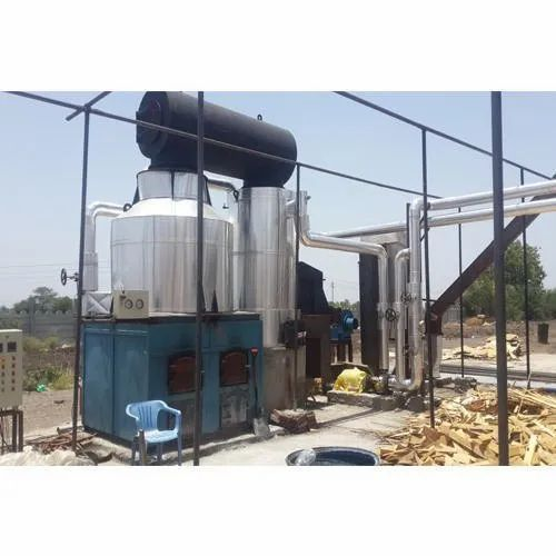 Solid Fuel Fired Thermic Fluid Heater at Rs 1500000/15 lac