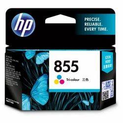HP 855 Tri- Color Original Ink Cartridge