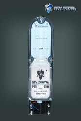 50W LED STREET LIGHT -CAPSULE