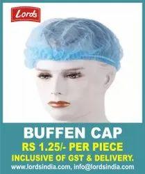 Disposable Cap Buffen Cap Bouffant Cap