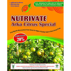 Nutrivate Arka Citrus Special, Pack Size: 1 Kg