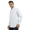 White Color Casual Shirt