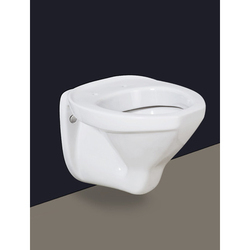 Toyera Closed Front Wall Hung Toilet, For Bathroom Fitting, Packaging Type: Carton Box