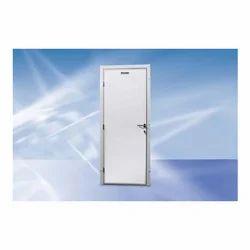 Powder Coated Steel Doors for Industrial