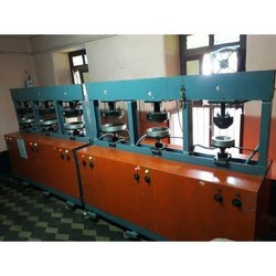 6 Dies Hydraulic Areca Plate Making Machine