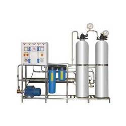 MS And FRP Automatic Commercial Reverse Osmosis Plant, RO