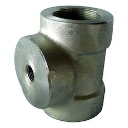 Carbon Steel Forged NPT Reducing Tee