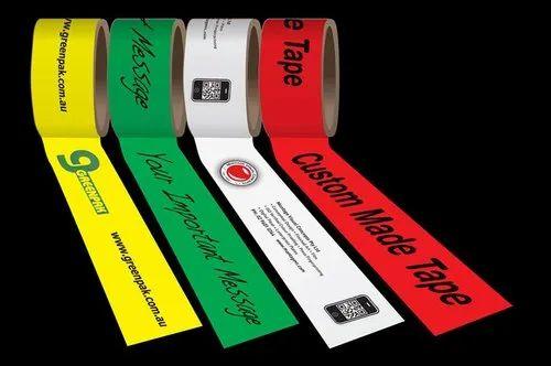Custom Printed Bopp Tape, for Packaging
