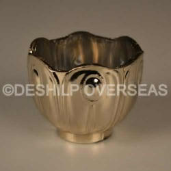 Antique Designer Glass Votive Holders