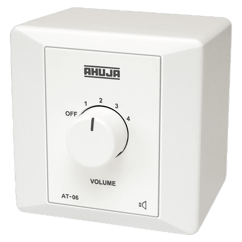 Ahuja Speaker Volume Controller At 8
