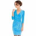 Lycra Short Dress