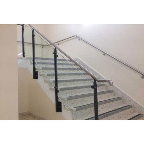 Residential Stainless Steel Glass Railing