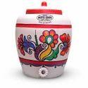 10 Litre Earthen Water Pot