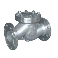 Stainless Steel Flange Valve