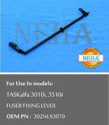 Fuser Fixing Lever, OEM PN :302NL93070, For Use In Models : TASKALFA 3010i, 3510i
