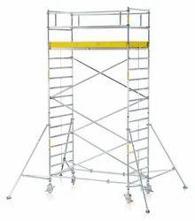 Wide Aluminium Scaffolding System