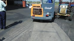 High Quality Ride On Road Sweeping Machine
