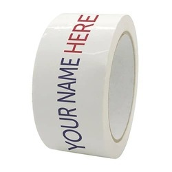 Customize Logo Plastic Packaging Tape