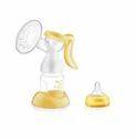 Manual Breast Feeding Pump Power Baby Milk Nipple Strong Attraction Pump Bottles