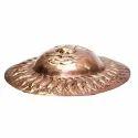 Copper Handcrafted Round Surya
