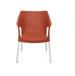 Novella 10 Plastic Cafe Chair