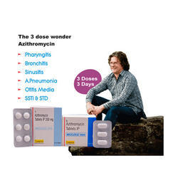 Medzee 500 Tablets, Packaging Type: Strips
