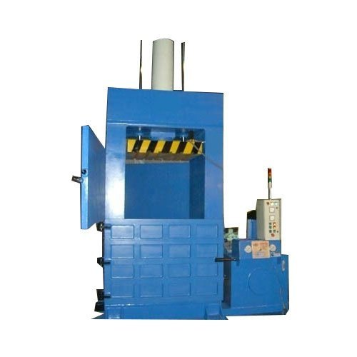 Mild Steel Vertical Baler