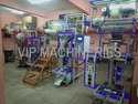 Vip Machineries Polished Kadalai Urundai Packing Machine