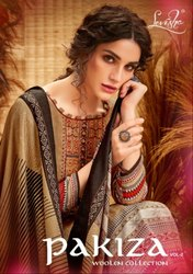 Levisha Pakiza Vol-2 Woolen Collection Pashmina Winter Dress Material Catalog