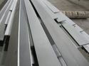 Mild Steel Bright Flat Bars, Size: 100 X 25 Mm, For Manufacturing