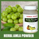Herbal Amla Powder 100 gms Emblica Officinalis - Healthy Digestion, hair & Skin