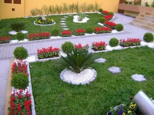 Grass Parks Or Gardening Landscaping, Patna, Coverage Area: >10000 Square Feet