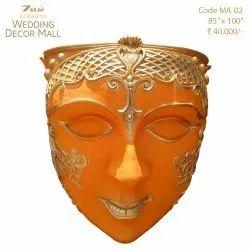MA02 Fiberglass Mask