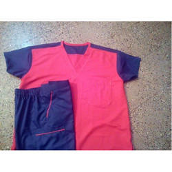 Mix Of Polyester Hospital Surgeon Dress, Size: XL