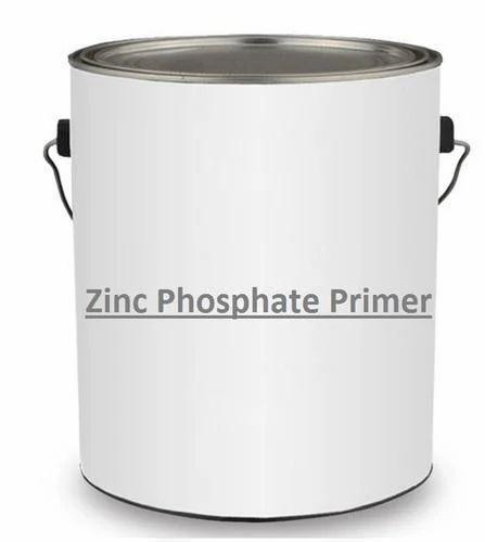Zinc Phosphate Primers - Zinc Phosphate Primer Manufacturer