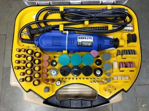 Electric Die Grinder With 163 Pieces Accessories