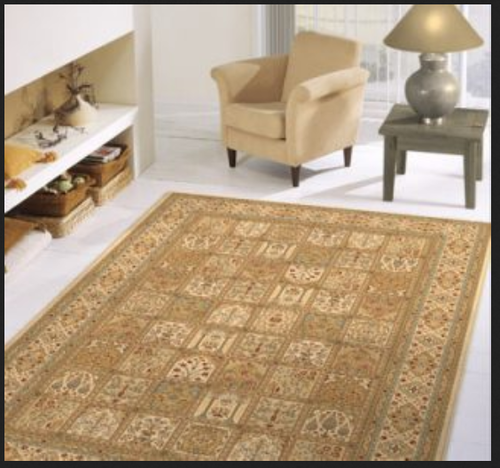 Celestial Rugs Kitchen Rug Patchwork