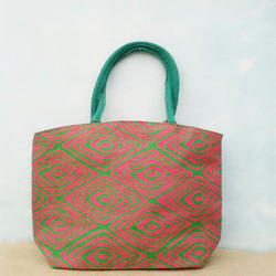 Ladies Jute Handbag