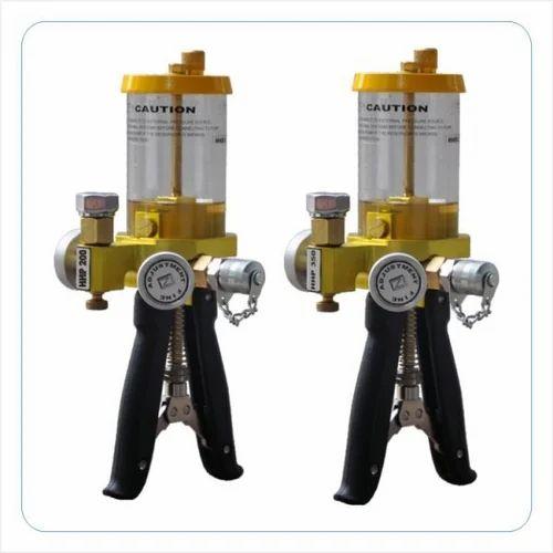 Nagman Medium Pressure Hydraulic Hand Pump, HHP 200, HHP ...