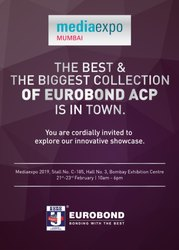 MEDIA EXPO - MUMBAI EXHIBITION.